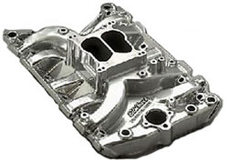 Olds 455 V-8 Polished Performer Manifold