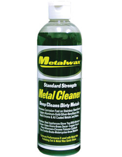 Metal Wax Metal Cleaner