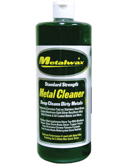 Metal Cleaner 32 Oz.