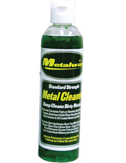 Metal Cleaner 8 Oz.