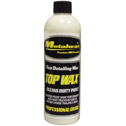 Metal Wax Top Wax