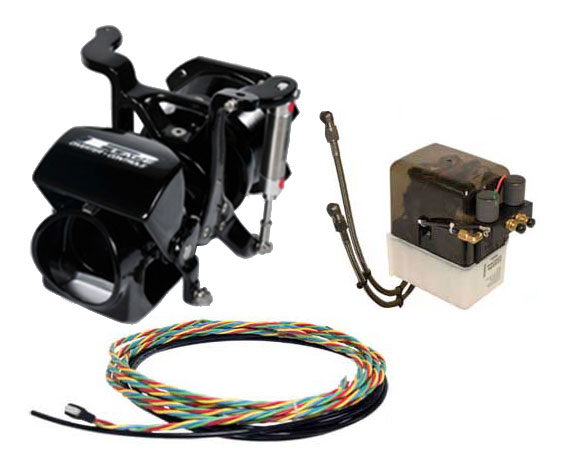 Kit Jacuzzi.Hydraulically Operated Place Diverter Kit Jacuzzi 12wj Cp