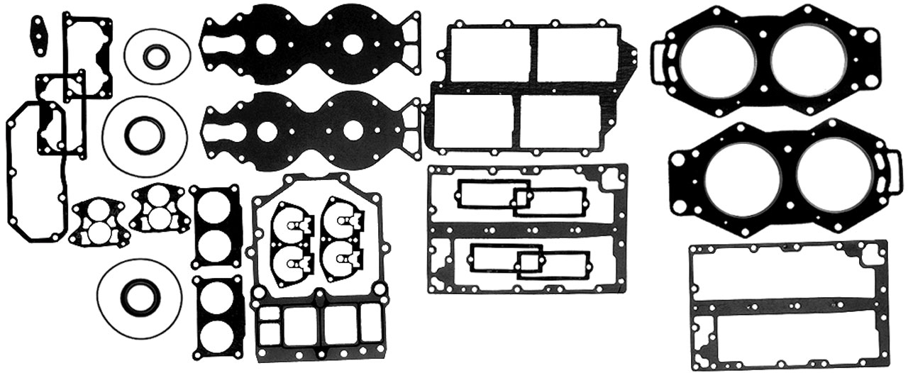 6E5-11193-A0-00 YAMAHA Gaskets SIERRA 18-0781 WATER JACKET GASKET Replaces