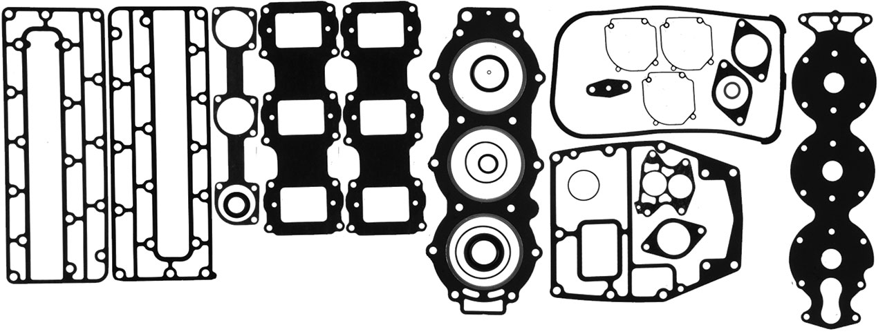 New Marine Water Jacket Cover Gasket Replaces Yamaha 688-11193-01-00 18-0767
