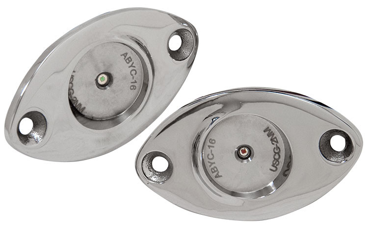 Cp Performance Stainless Steel Led Navigation Lights Pair
