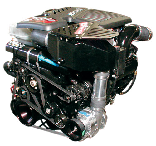 Quietest Centrifugal Supercharger: ProCharger Supercharger Systems For EFI/MPI Engines