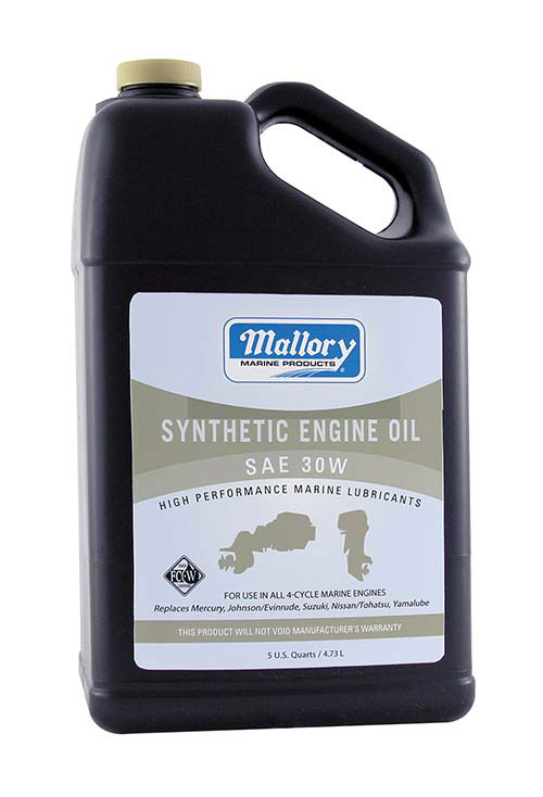 Cp Performance Full Synthetic 30w Marine 4 Stroke Oil 5 Quart