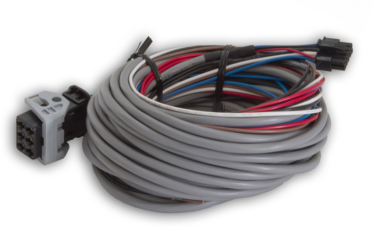 autometer wire harness extension 25 ft , wideband air / fuel ratio, pro -  cp performance