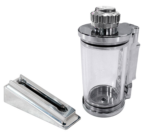 14 Ounce Billet Aluminum Outdrive Reservoir