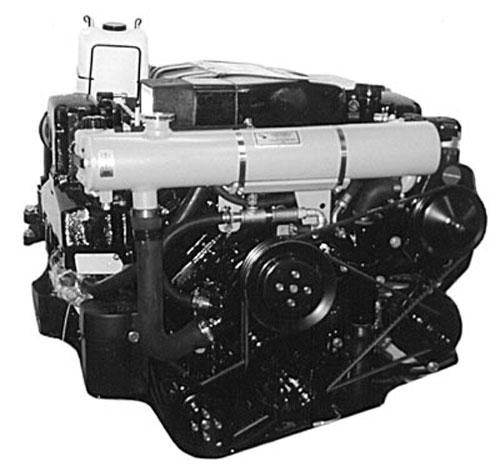 CP Performance - Closed Cooling System, Mercruiser - 7.4L ...