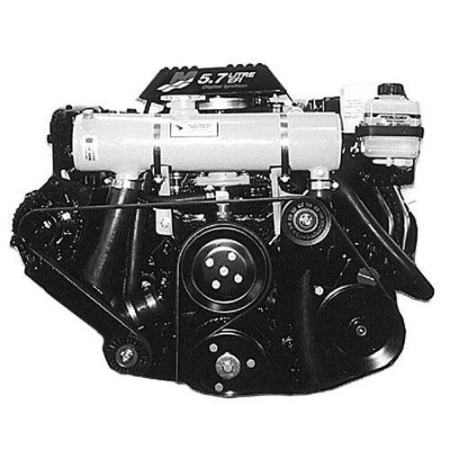 Mc on Chevy Engine Exploded View