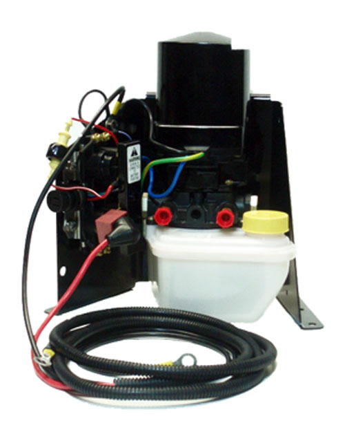 Power Tilt & Trim Motor with Pump And Mounting Bracket