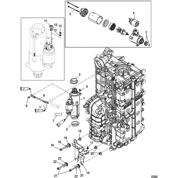 CP Performance - Starter Motor/Electrical Cable cket Mounting on 9.9 mercury outboard parts diagram, stereo wiring diagram, tandem axle trailer wiring diagram, mercury capri wiring diagram, 25 horse mercury wiring diagram, mercury outboard 115 hp diagrams, 90 hp mercury outboard diagram, mercury 150 wiring diagram, mercury outboard controls, 50 hp mercury outboard diagram, 1990 evinrude 115 wiring diagram, mercury wiring harness diagram, 1988 evinrude wiring diagram, 80 hp mercury wiring diagram, johnson wiring harness diagram, mercury 115 wiring schematic, 1978 mercury 115 wiring diagram, mercury outboard kill switch lanyard, mercury 200 rectifier,