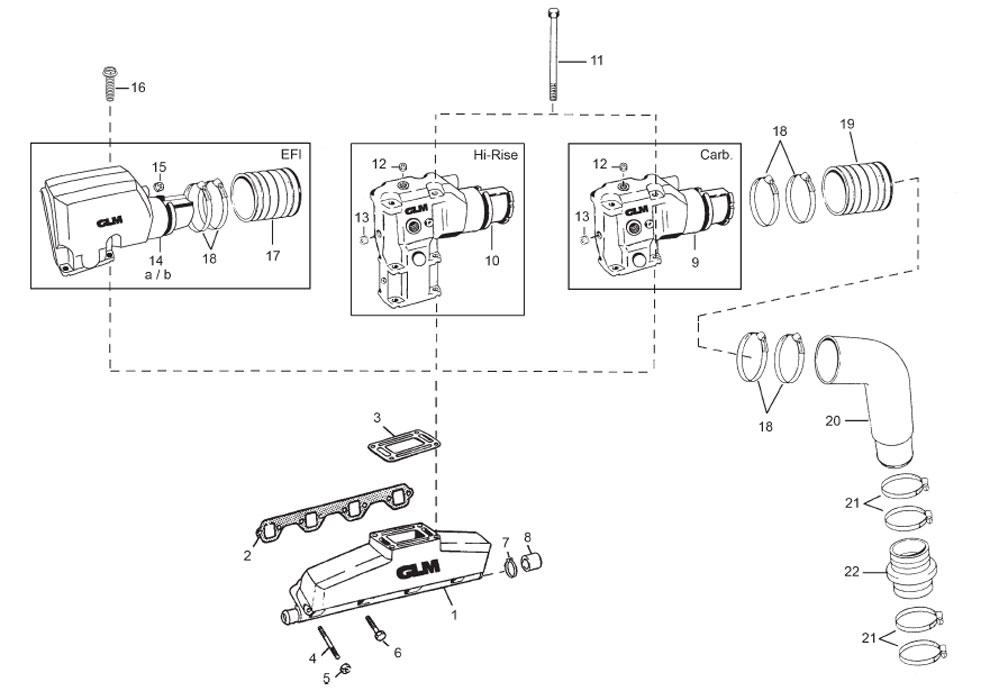 5.8 liter ford engine diagram