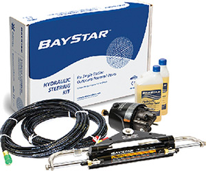 Complete Baystar Steering System