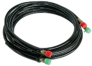 24' Seastar O/B Hose Kit, Pair