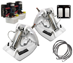 "12"" High Performance Model MH120S Trim Tab Kit w/Electronic Sensors"