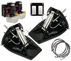 "15.5"" High Performance Model MH150S Trim Tab Kit w/Electronic Sensors"