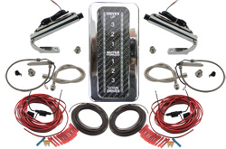 Mayfair 2 Slot LED Trim Indicators