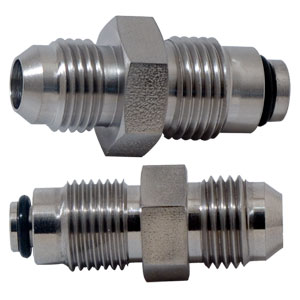 SS Straight Shuttle Valve Fittings