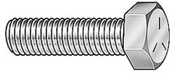 1/2-13 X 2 Hex Head Cap Screw