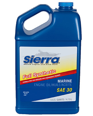 Full Synthetic Engine Oil SAE 30 - 5 Qt