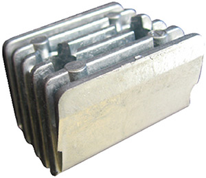 Martyr 873395 Magnesium Anode For Volvo Penta