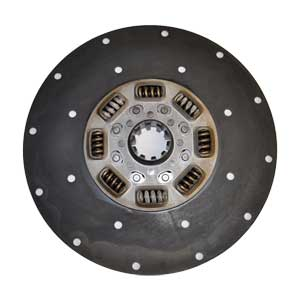 Heavy Duty Crashbox Damper Plate