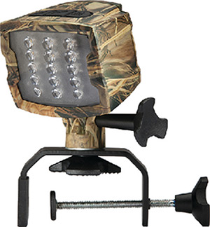 Attwood Xfs Multi-Function Sport Light - Realtree Max-4 Camoflauge