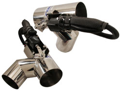 Exhaust Diverter Systems - Mercruiser 4.3L V6