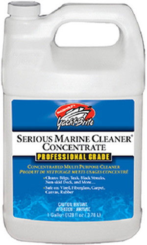 Serious Marine Cleaner, 1 Gallon