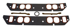 Xtreme Marine Seal Intake Gasket - Big Block Chevy 454/502 Oval Port