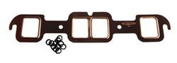 Copperseal Exhaust Manifold Gaskets - Olds 350-455