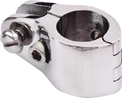 "Jaw Slide, Hinged 7/8"" Stainless, Each"""