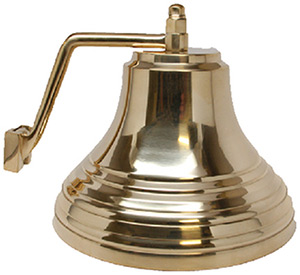 Heavy Duty Brass Bell