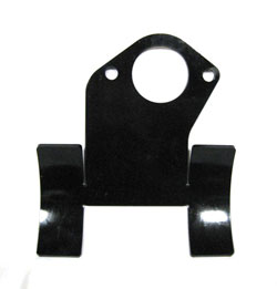 STEEL SADDLE UNIVERSAL BRACKET EXTENDED W/1-7/8 HOLE OFFSET