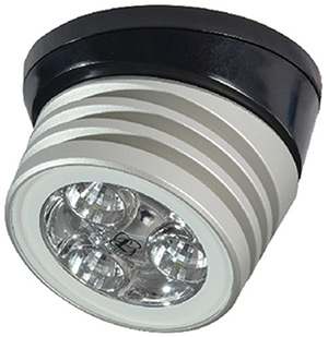 Zephyr Led Spreader/Deck Light