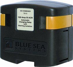 "Automatic Charging Relay ""ACR"""