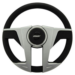 "13-1/2"" Charger Steering Wheel"