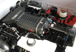 CP Performance - Whipple