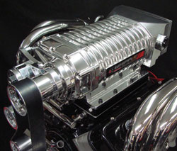 "Whipple 5.0 Liter EFI Style ""Mammoth"" Screw Style Supercharger"