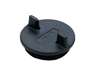 Seachoice Plastic Replacement Cap For Seachoice Deck Fill 32011 and Perko 1313/1314 Series