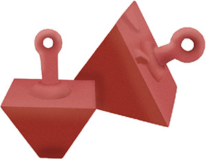 Pyramid Anchor - 50 Lb