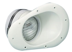60° Hull Light w/White LED