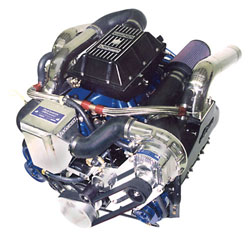 Procharger Marine Superchargers