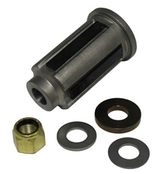 Mercruiser Flo-Torq II Heavy Duty Solid Prop Hub & Nut Kit