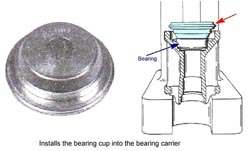 Bearing Cup Driver 91-63626