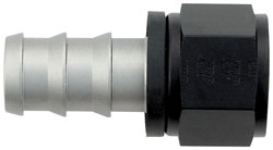 Ti-Tech Straight Push-On Hose End