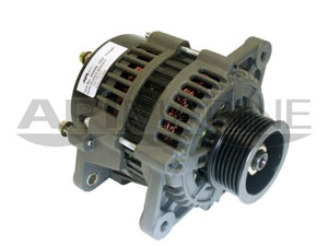 Mercruiser 12V 105-Amp Alternator High Output Replacement for  Merc #862031T