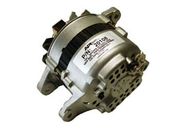 Alternator, Diesel Only, Westerbeke, 50 Amp